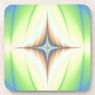 Fractal septentrional de la estrella posavasos
