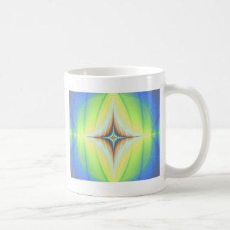Fractal septentrional de la estrella taza clásica