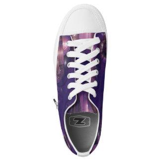 Fractal - shoe printed shoes