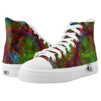 Fractal Shoes, Synapse High-Top Sneakers