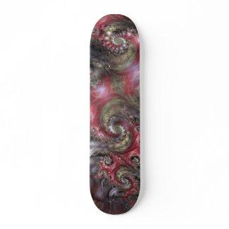Fractal Skateboard skateboard