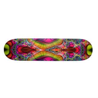 """Fractal Skateboard Deck """"BUTTERFLY DREAMSCAPE"""""""
