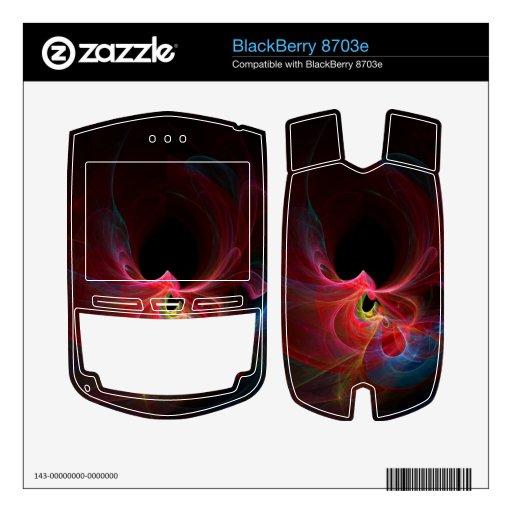 Fractal Skins Para BlackBerry