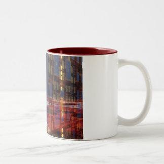 Fractal Skyscrapper Mug