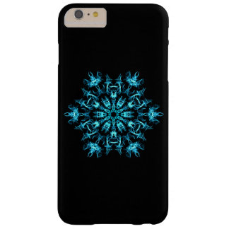 Fractal Snowflake Barely There iPhone 6 Plus Case