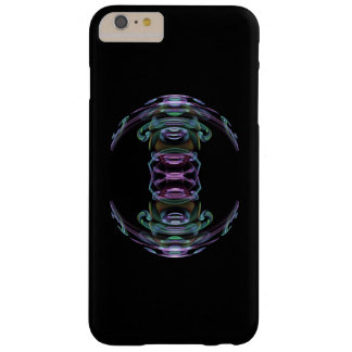 Fractal Spaceship Barely There iPhone 6 Plus Case