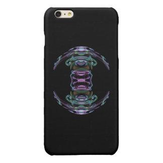 Fractal Spaceship Glossy iPhone 6 Plus Case