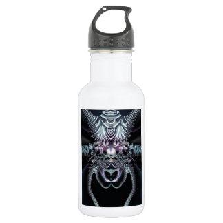 Fractal Spider 18oz Water Bottle
