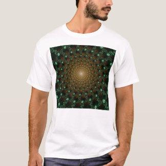 Fractal Spiral Pattern GG Shirt