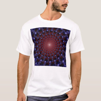 Fractal Spiral Pattern RB Shirt