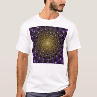 Fractal Spiral Pattern VY Shirt