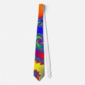 Fractal Spirals: Necktie / Tie