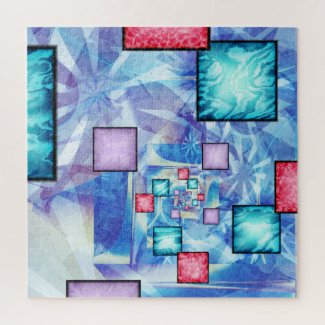 Fractal Squared Jigsaw Puzzle