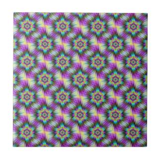 Fractal Star Tiled tile