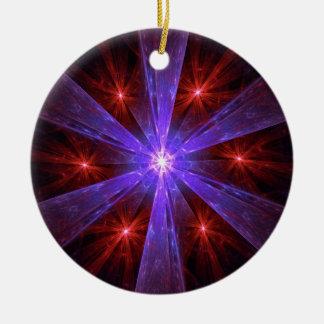 Fractal Starburst Ornament