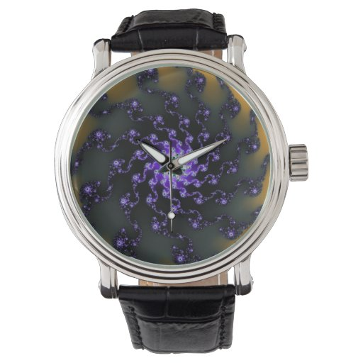 Fractal Starburst Relojes