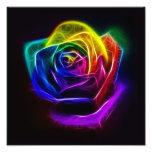 Fractal subió arco iris fotografías