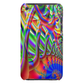Fractal Super Highway iPod Touch Cover