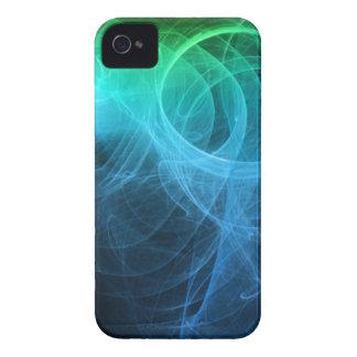 Fractal Swirl 1 Case-Mate iPhone 4 Case