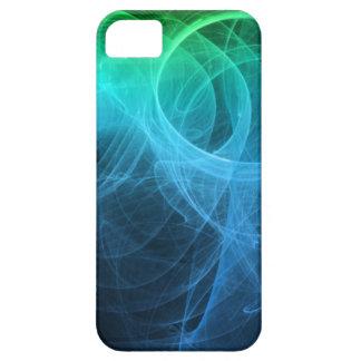 Fractal Swirl 1 iPhone SE/5/5s Case
