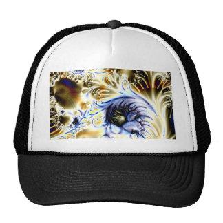 """Fractal """"The Awakening"""" Elegant Design Trucker Hats"""