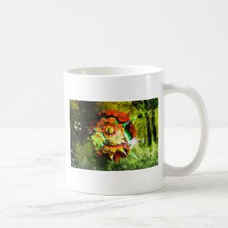 Fractal thorn mug