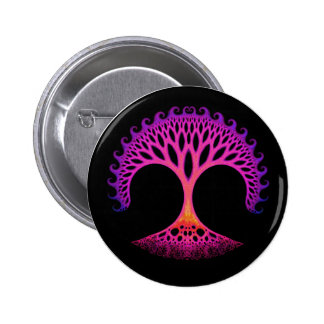 Fractal Tree of Life Inspiration Buttons