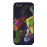 Fractal - Tropical Fish iPhone 5 Cases