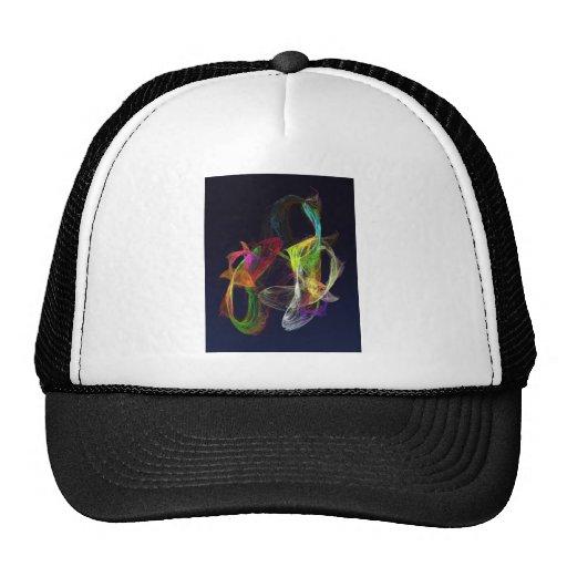 Fractal - Tropical Fish Trucker Hat