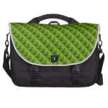 Fractal verde bolsas de portátil