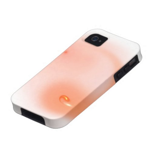 Fractal Vibe iPhone 4 Carcasas