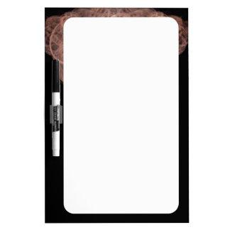 Fractal Views...  160313-11 Dry Erase Board