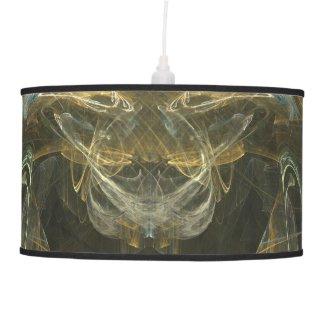 Fractal Views... 160313-5 Ceiling Lamp
