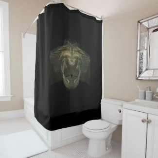 Fractal Views... 160313-5 Shower Curtain