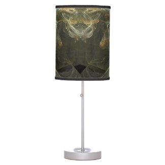 Fractal Views... 160313-5 Table Lamp
