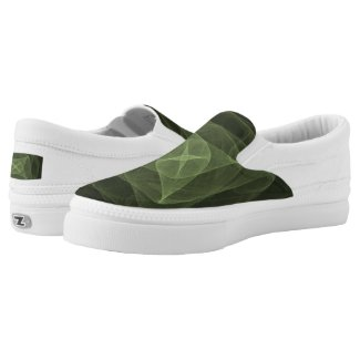 Fractal Views 160322-200 Slip-On Sneakers