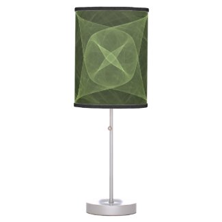Fractal Views 160322-200 Table Lamp