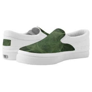 Fractal Views... 160324-104 Slip-On Sneakers
