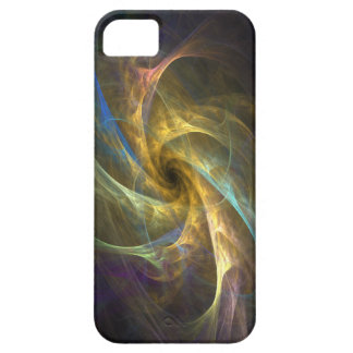Fractal Vortex iPhone 5 Cover