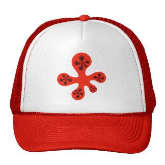 Fractal Walker - Red Hat