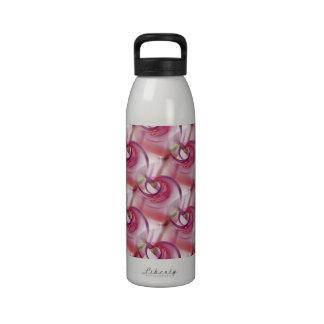 Fractal Reusable Water Bottles