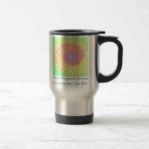 Fractal Watts Travel Mug