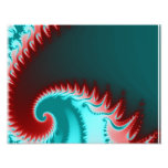 Fractal Wave Photographic Print