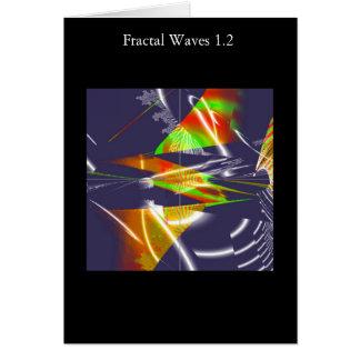 Fractal Waves 1.2 Card