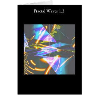 Fractal Waves 1.3 Card