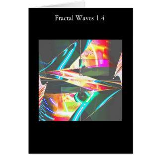 Fractal Waves 1.4 Card