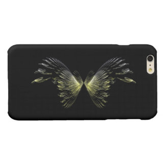 Fractal Wings Glossy iPhone 6 Plus Case