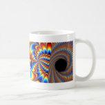 Fractal Wink Coffee Mug