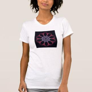 Fractal (Winter Blossom-2 ZXK) Women's T-Shirt