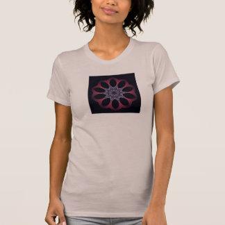 Fractal (Winter Blossom-4 ZXK) T-Shirt
